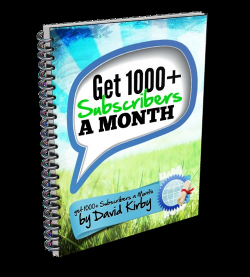 Product picture 1,000+ SUBSCRIBERS A MONTH!,Proven List Building Methods