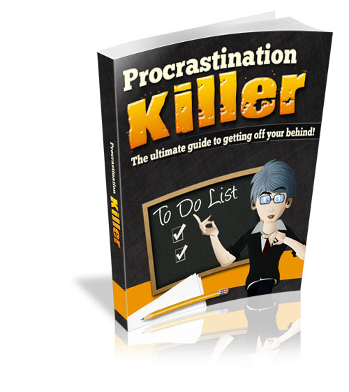 Product picture Procrastination Killer 2014