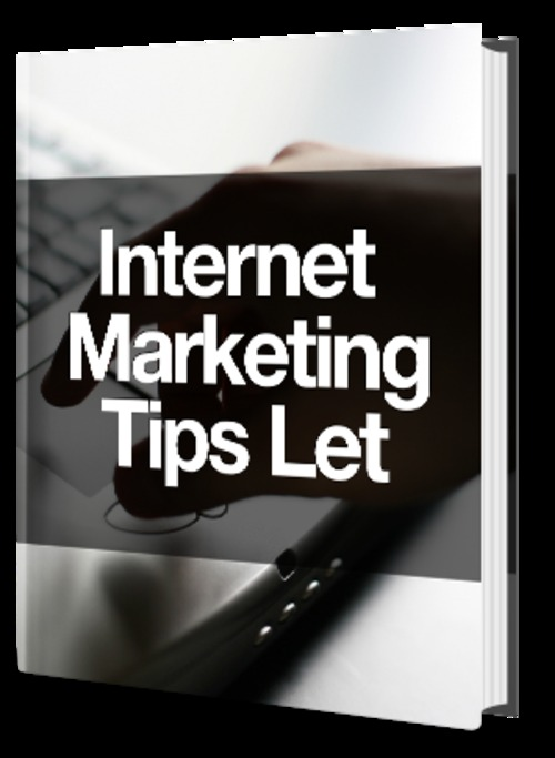Product picture Internet Marketing Tips Let 2014