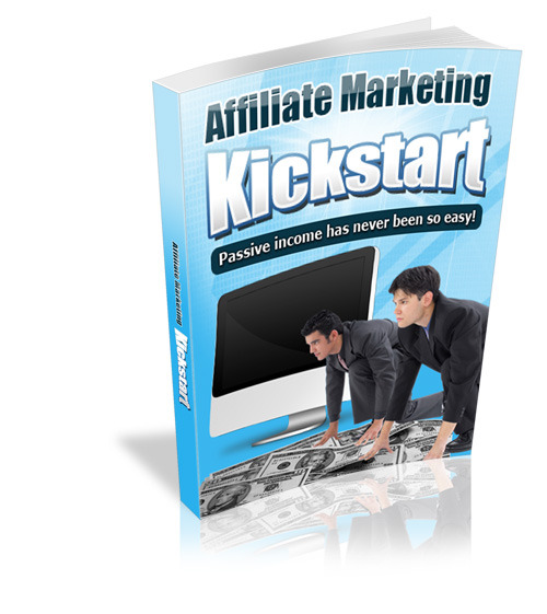 Product picture Affiliate Marketing Kickstart 2014