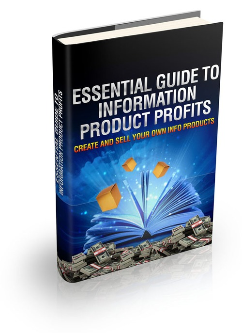 Product picture Essential Guide To Information Product Profits