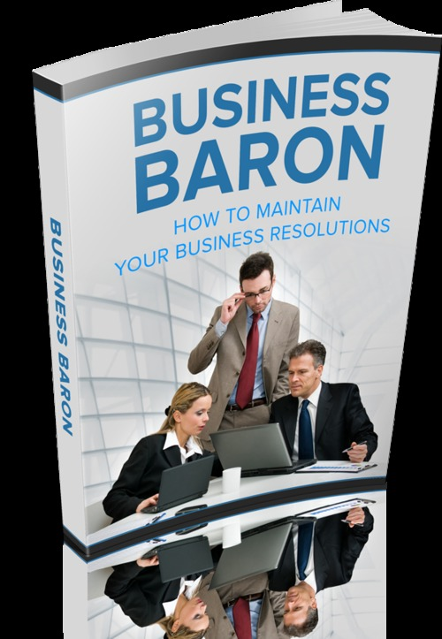 Product picture Business Baron  2014