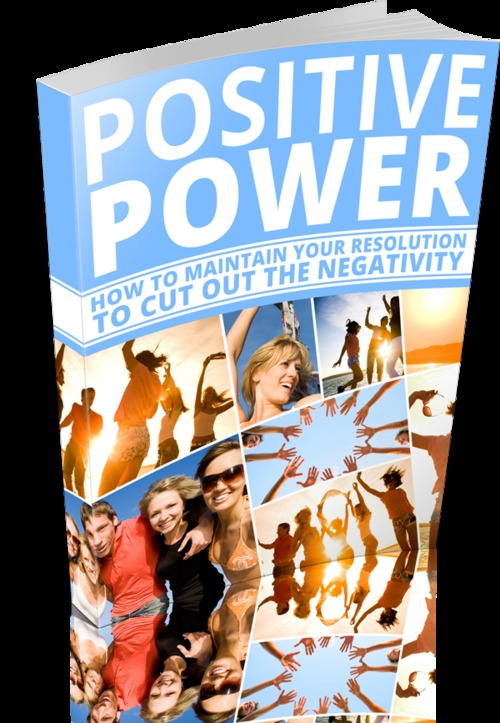 Product picture Positive Power  2014
