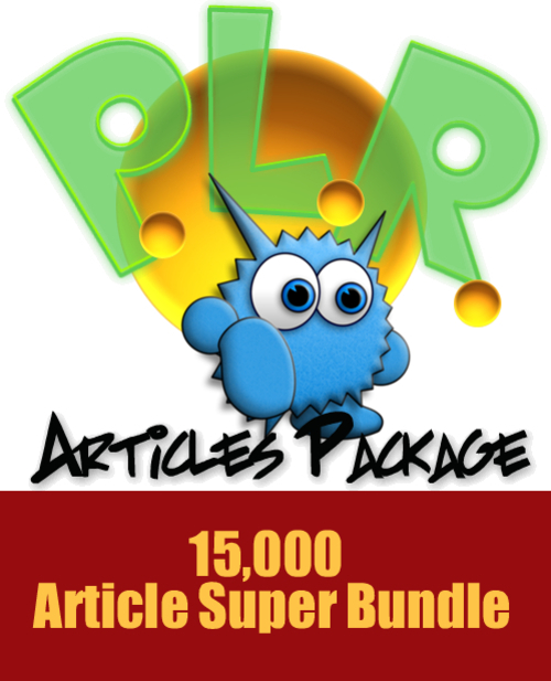 Product picture Monster PLR Articles Package 15000 Articles